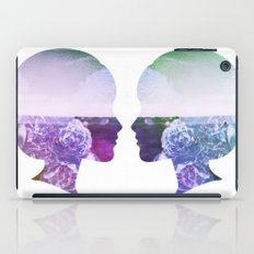 My Mind is Blooming iPad Case