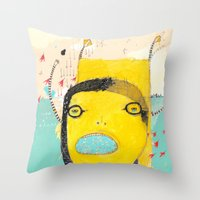Nothing Is Impossible To… Throw Pillow