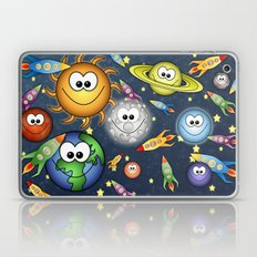 Solar Spaced Out. Laptop & iPad Skin