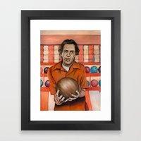 Donny / The Big Lebowski… Framed Art Print
