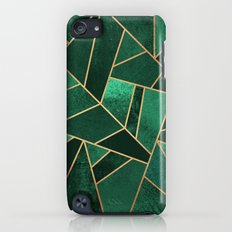 Emerald And Copper iPod touch Slim Case
