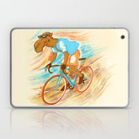 The Times They Are a-Changin' Laptop & iPad Skin