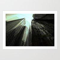 Perspective 1 Art Print