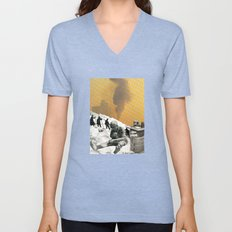 An Industrial Vice Unisex V-Neck