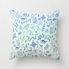 My Personal Magic Throw Pillow
