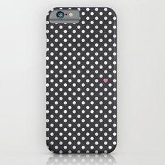 Polka Dots Walls iPhone 6s Slim Case