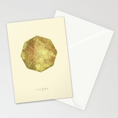 Octagon Design Stationery Cards
