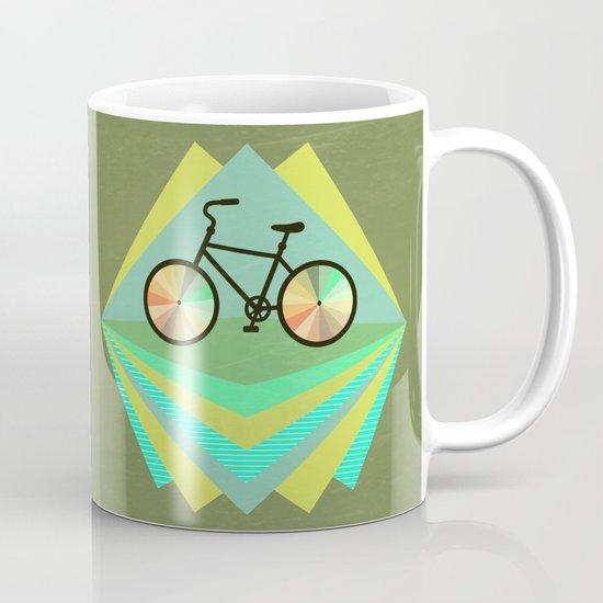 wanna ride my bicycle Mug