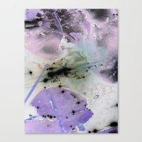 Lilypad 3 Canvas Print
