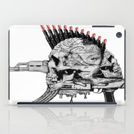 She's Not Afraid The Ter… iPad Case