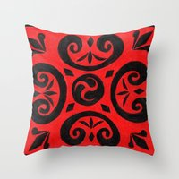 Untitled (Cover Design F… Throw Pillow