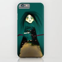 iPhone & iPod Case featuring Monawalk by Elizabeth Seward