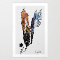 Creating Dimensions Art Print