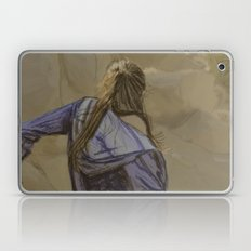Hiking in the Desert Laptop & iPad Skin