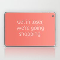 Mean Girls #6 – Shopping Laptop & iPad Skin