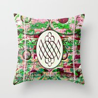 Beverly (#TheAccessories… Throw Pillow