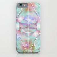 iPhone & iPod Case featuring COSMIC NATURE III by Plástica