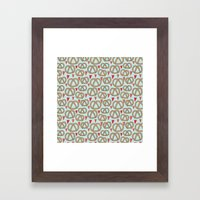 Pattern Project #43 / Pr… Framed Art Print
