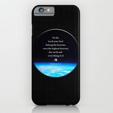 The Highest Heavens iPhone 6s Slim Case