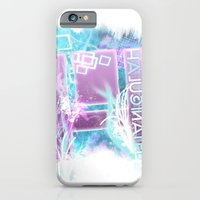 iPhone & iPod Case featuring Halucinated H Crazy Chill by Halucinated Design
