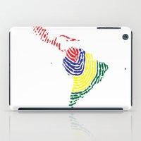 Latin America iPad Case