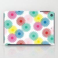 Bright Retro 5 iPad Case