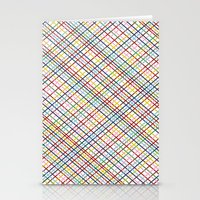 Rainbow Weave 45 Stationery Cards