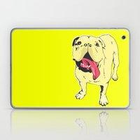 Greta the Bulldog Laptop & iPad Skin