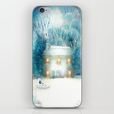 Winter iPhone & iPod Skin
