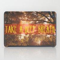 Breathe iPad Case