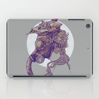 Gas Mask iPad Case