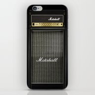 Guitar Electric Amp Ampl… iPhone & iPod Skin