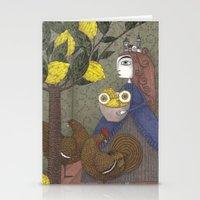 The Lemon Picker Stationery Cards
