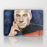 Captain Picard Laptop & iPad Skin