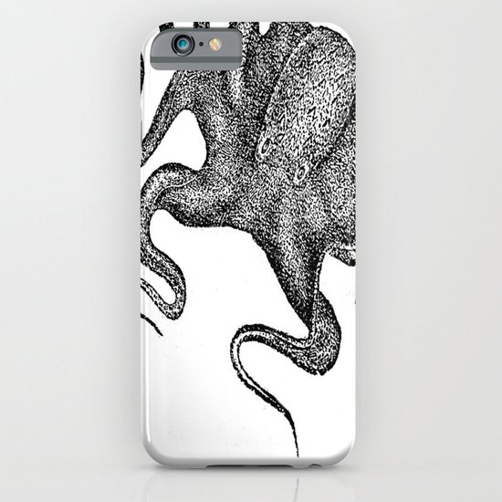 Kraken iPhone & iPod Case