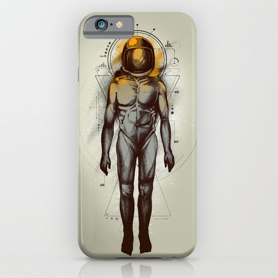 Naked Space iPhone & iPod Case