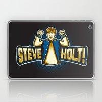 Steve Holt! Laptop & iPad Skin