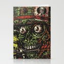 VietZombie Comic Stationery Cards