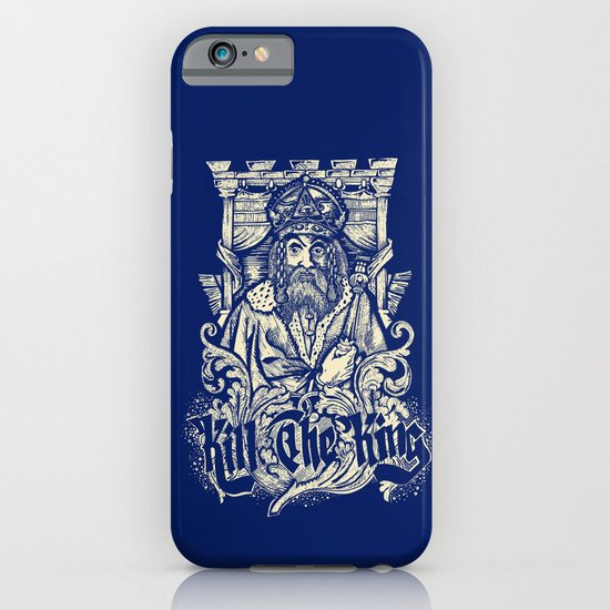 Kill The king iPhone & iPod Case