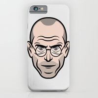 iPhone & iPod Case featuring STEVE JOBS by Kojó Tamás