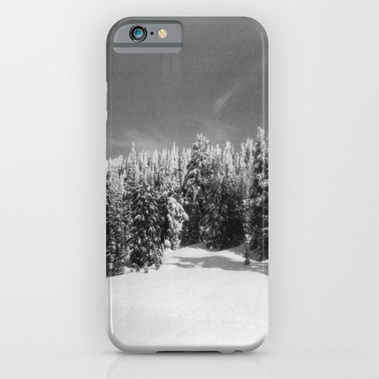 snow-capped iPhone & iPod Case