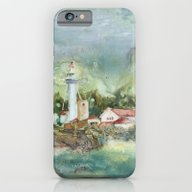 Whitefish Point iPhone 6 Slim Case