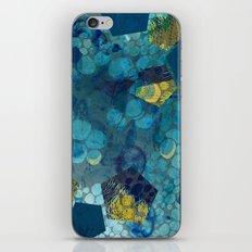 Fluid Geometric  iPhone & iPod Skin