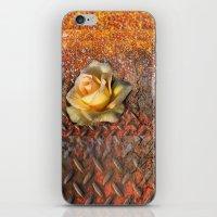 Rusty iPhone & iPod Skin