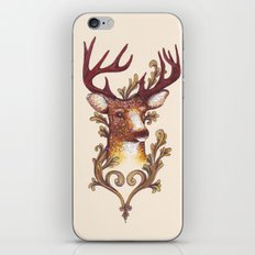 Stag Illustration 1/6 iPhone & iPod Skin