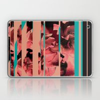 Divided Floral  Laptop & iPad Skin