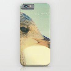 Fly Away... iPhone 6 Slim Case