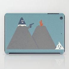 Snow Capped iPad Case