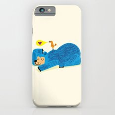 The Bear and The Bird iPhone 6 Slim Case