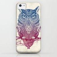 Evening Warrior Owl iPhone 5c Slim Case